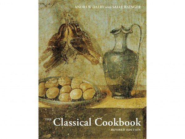 Classical Cookbook by Andrew Dalby and Sally Grainger