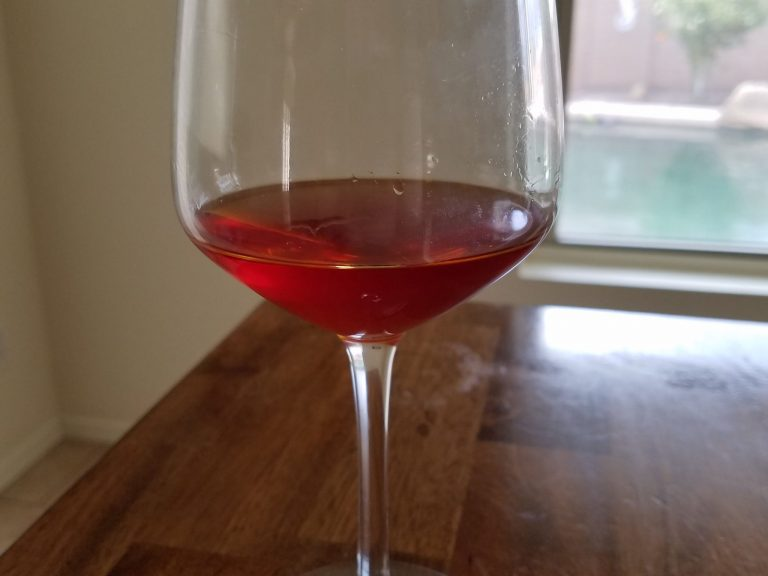 Konditon made with Nature Nate's 100% Raw & Unfiltered Honey and Italian Sparkling Rosa Regale Banfi Wine (7%).