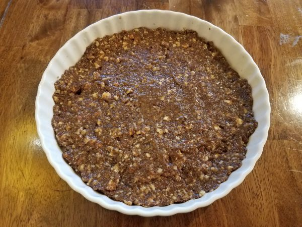 Nuts and Honey Pastry